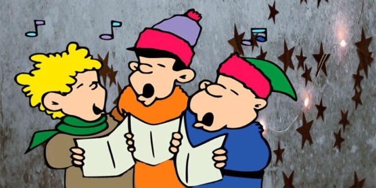 Coplas de Navidad, una poesía villancico para niños