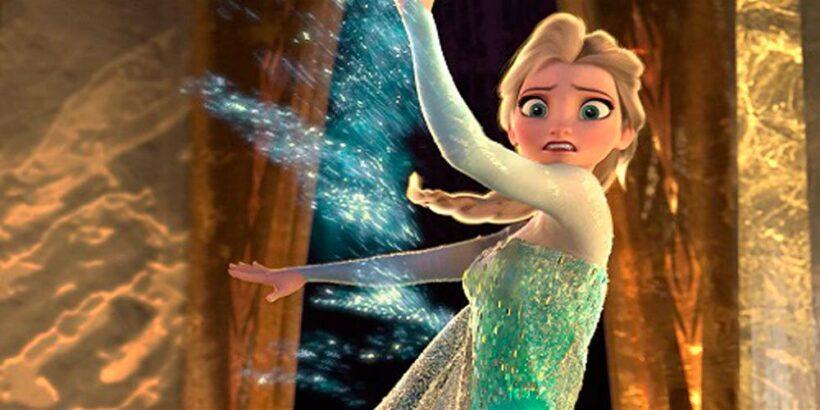 Obra de teatro de Frozen: coronación de Elsa
