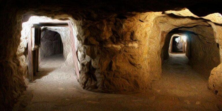 Las criptas de Kaua, una leyenda mexicana