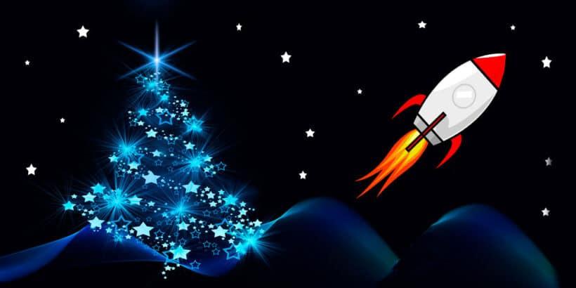 Un cuento de Navidad futurista