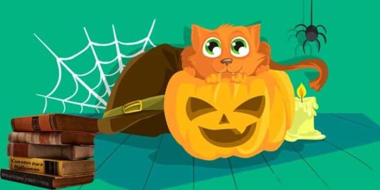 Cuentos infantiles de miedo para Halloween