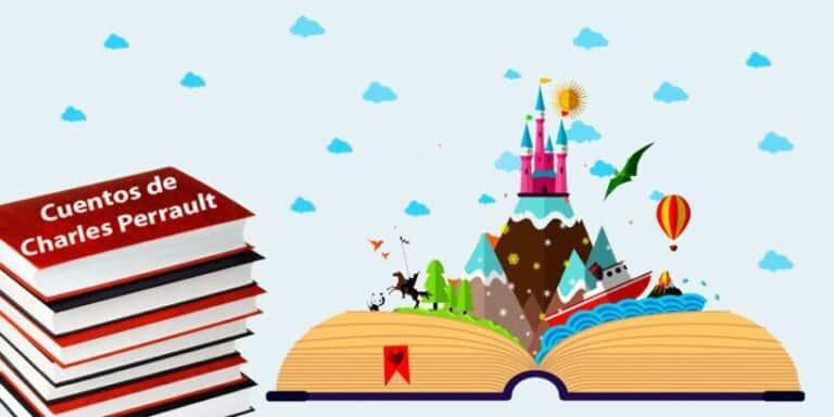 Los mejores cuentos de Charles Perrault para niños