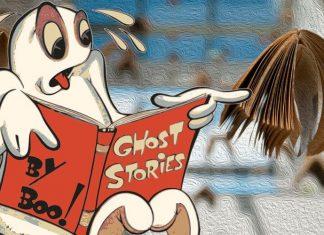 Cuentos de fantasmas para niños, adolescentes ya dultos