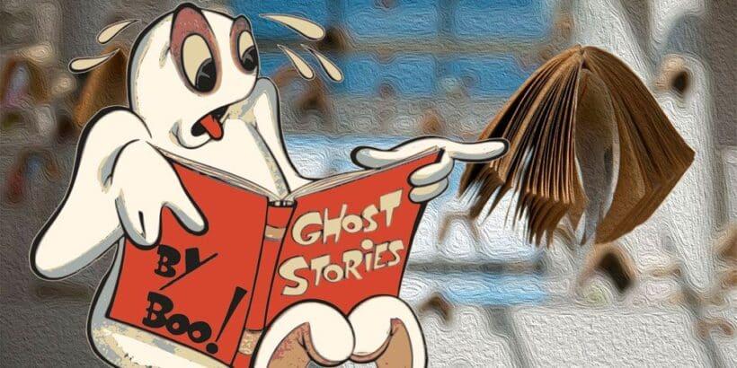 Cuentos de fantasmas para niños, adolescentes y adultos