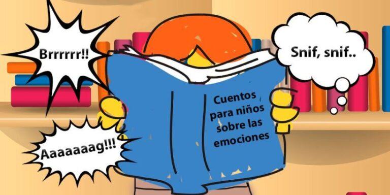 cuentos infantiles sobre las emociones