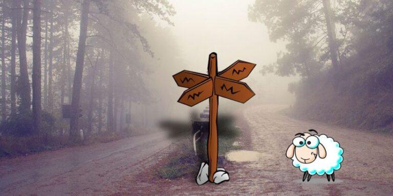 Demasiados senderos, una fábula china sobre el exceso de tareas, para adolescentes y adultos