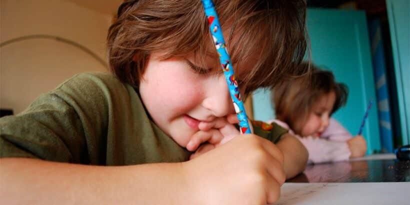 dictados cortos para niños por curso escolar