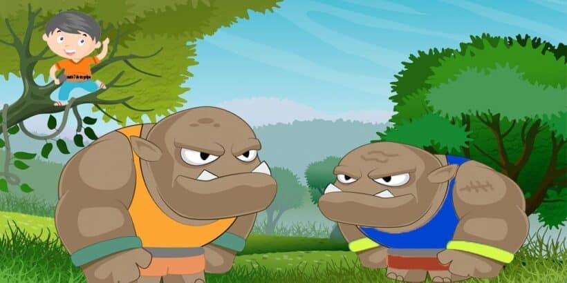 Cuento infantil de los hermanos Grimm: El sastrecillo valiente