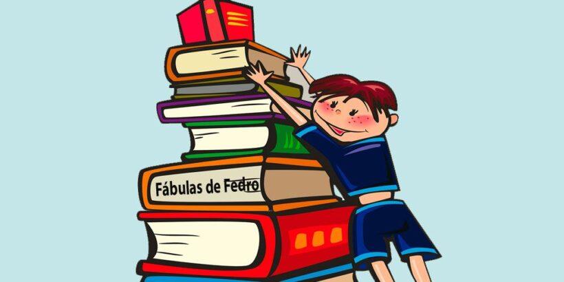 Las mejores fábulas de Fedro para niños y mayores