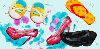 La fiesta de los zapatos, canción infantil de Cri-Cri