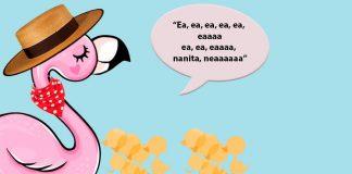 El flamenquito feo, un cuento cprto para niños conmúsica