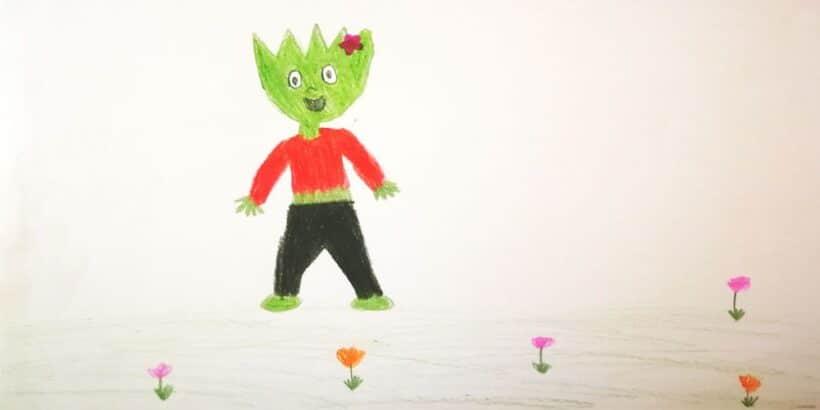 Gamusinos: un cuento para niños sobre la imaginación y la fantasía