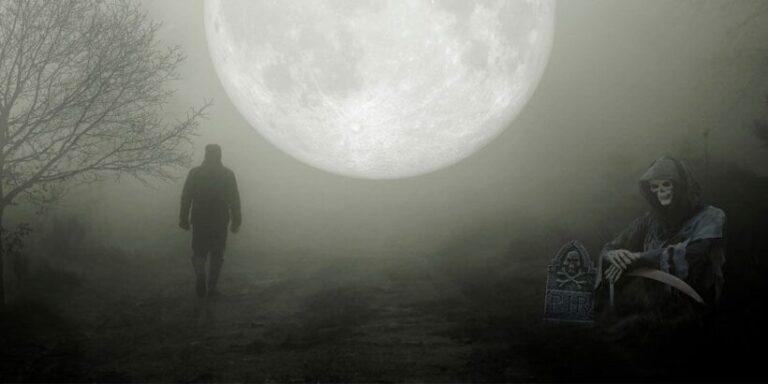 El gesto de la muerte, un cuento corto de Jean Cocteau