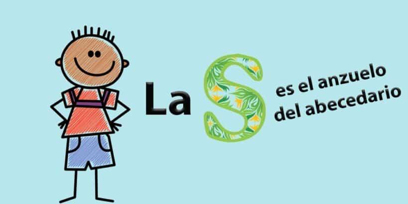 Greguerías del abecedario para niños