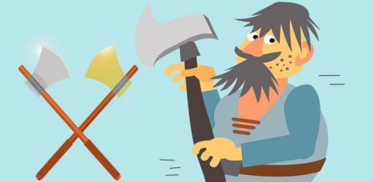Hermes y el leñador, fábula de Esopo sobre la honestidad