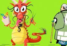 El señor que amaba a los dragones, una fábula china sobre las ilusiones