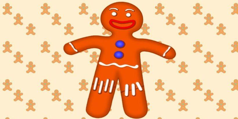 Cuento de Navidad para niños: El hombre de jengribre