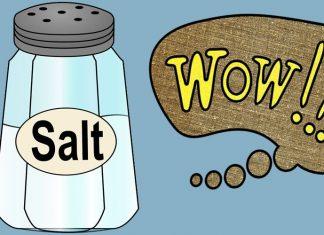 La importancia de la sal, cuento infantil para niños