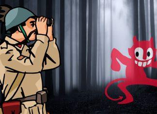 Cuentos de miedo para adolescentes: Juan soldado