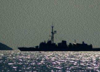 Un chiste o fábula para reís y pensar: La colisión del USS Montana