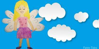 Las nubes de Violeta, un cuento infantil para mejorar la autoestima