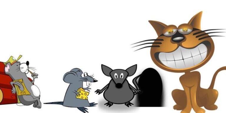 Los ratones, una poesía de Lope de Vega para los niños