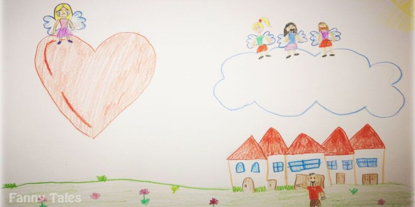 El cuento infantil Las nubes de Violeta