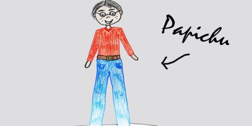 Cuento infantil sobre los padres: Papichu
