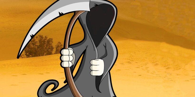 El rey y la peste, fábula árabe sobre le miedo