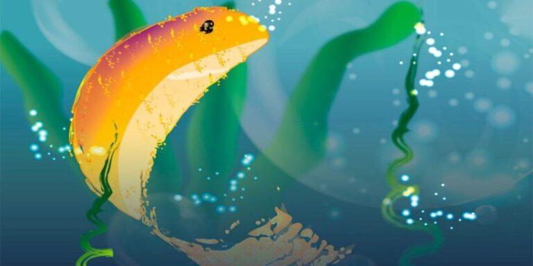 El pez de oro, un cuento tradicional ruso para niños y adultos