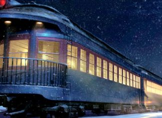 Cuento de Navidad para niños: Polar Express