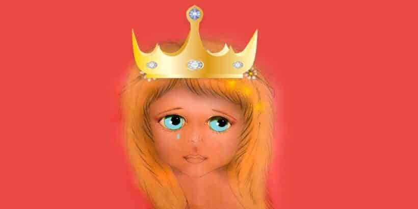 La princesa está triste, poesía de Rubén Darío para niños
