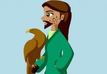 El príncipe y el halcón, una fábula sobre la importancia de la educación