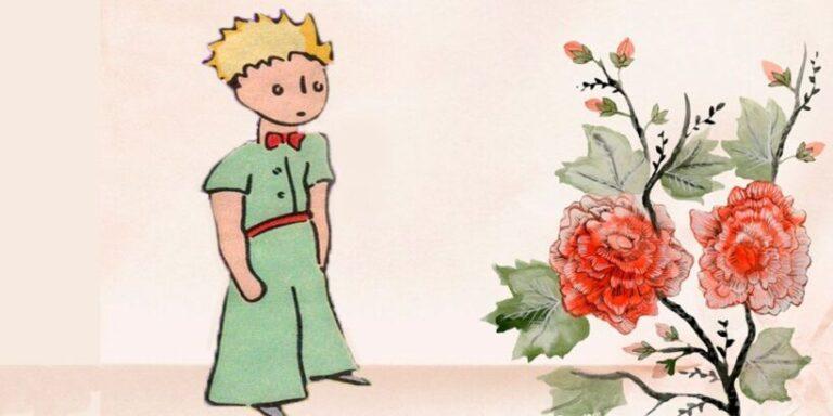 El principito y las rosas, cuento para niños con valores