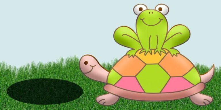 La rana en el pozo, fábula corta para adolescentes y adultos