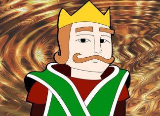 El rey midas, leyenda de la mitología griega para niños