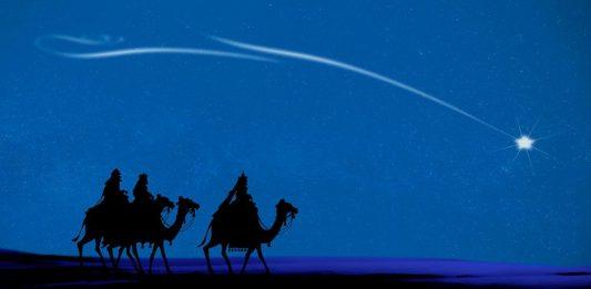 La verdadera historia de los Tres reyes Magos para los niños