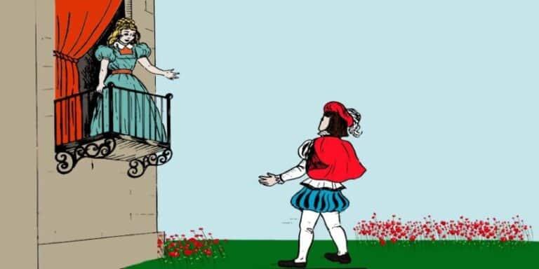 Guión de la obra de teatro Romeo y Julieta para niños