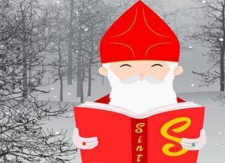 El cuento de la historia de Santa Claus para los niños