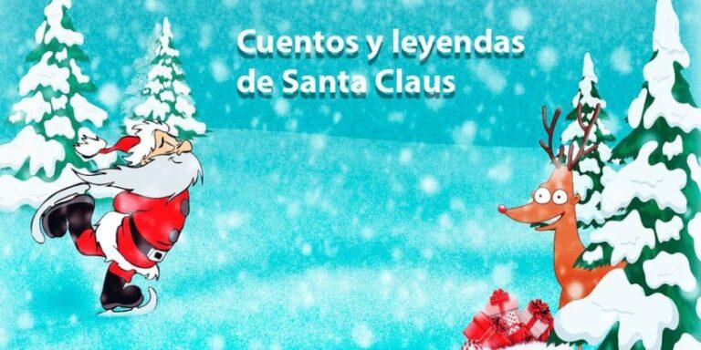 Los mejores cuentos para niños de Santa Claus