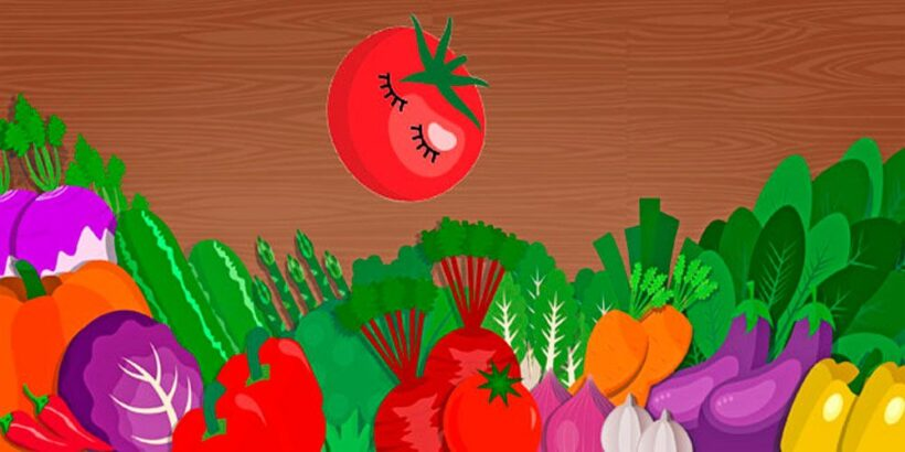 Poesía se mató un tomate