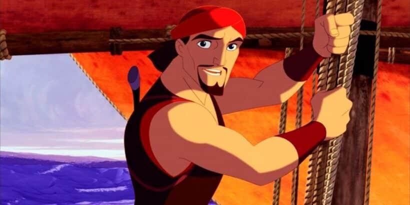 Cuento en inglés para niños: The adventures of Sinbad the sailor