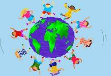 Todo es ronda, una poesía para niños de Gabriela Mistral