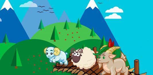Los tres cabritos Gruff, un cuento para niños diverttido con valores