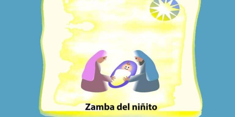 Zamba del niñito, poesía y villancico de María Elena Walsh