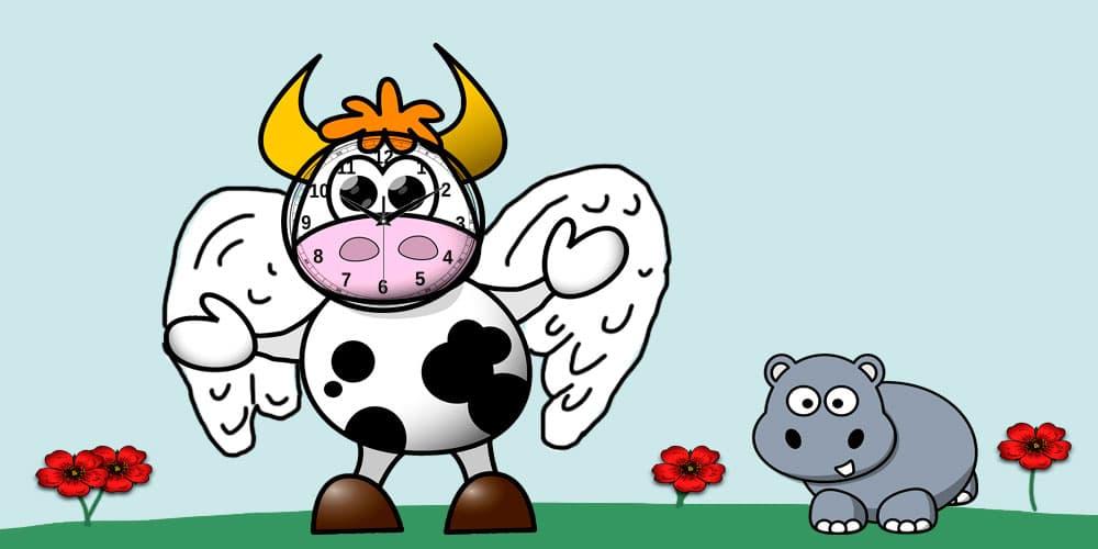 Poesía muy divertida para niños: Zoo loco