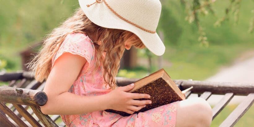 Los mejores cuentos infantiles para leer con los niños en verano