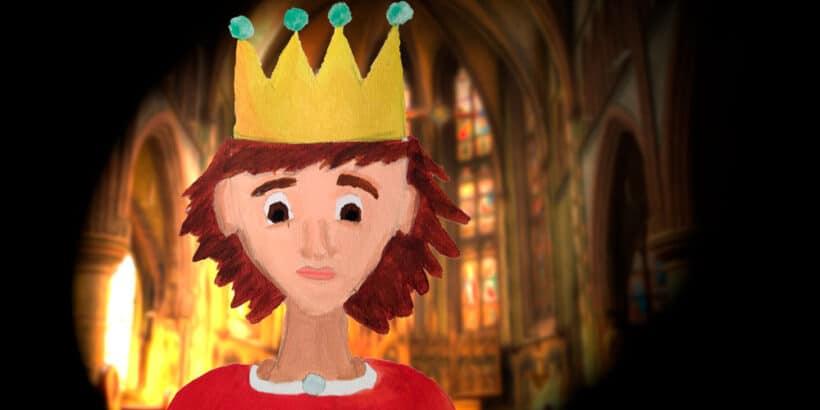El cuento El joven rey, para adolescentes y adultos