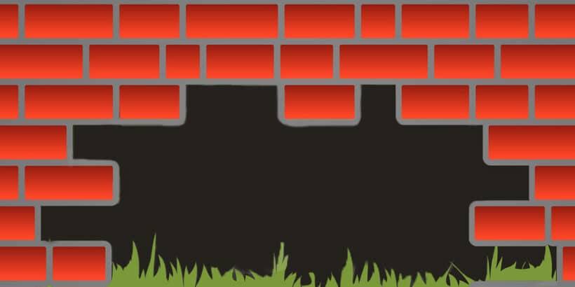 Una fábula sobre los prejuicios: El muro desmoronado