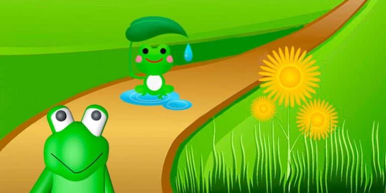 Fábula de Esopo sobre la zona de confort: La rana del pantano y la rana del camino